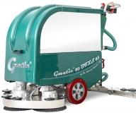 Handgeführte Scheuersaugmaschine Gmatic 80BTXS85