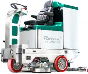 Aufsitz-Scheuersaugmaschine Rotan 145BTX95
