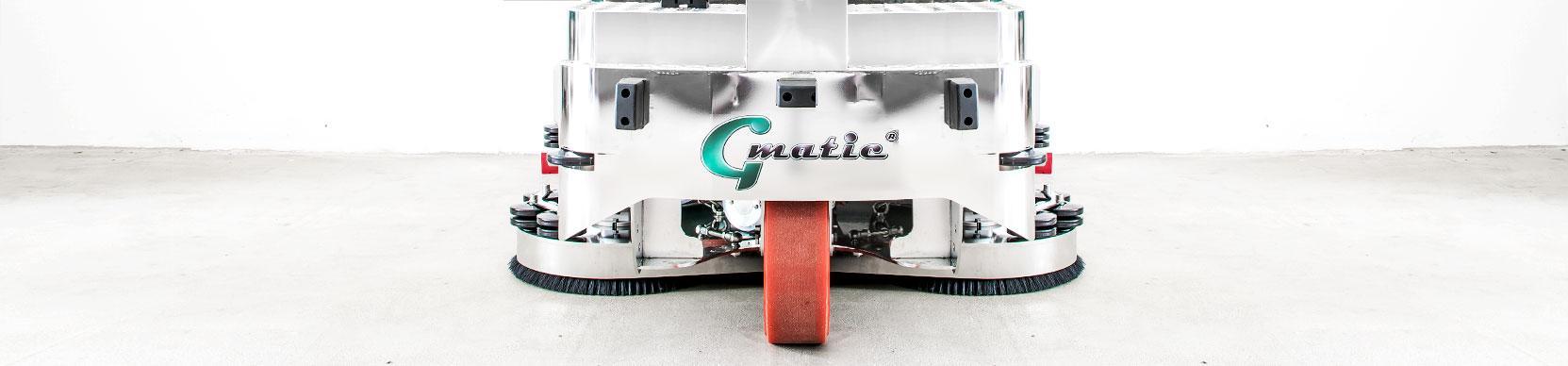 Aufsitz-Scheuersaugmaschinen Rotan 245BT125