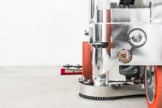 Aufsitz-Scheuersaugmaschine Rotan 145 BTX 85